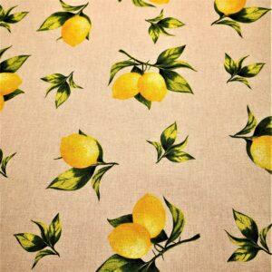 Canvas Limones