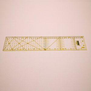 Regla Patchwork 45cm x 8cm
