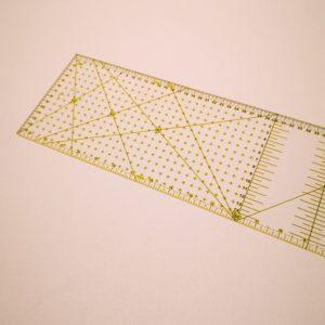 Regla Patchwork 60cm X 15cm